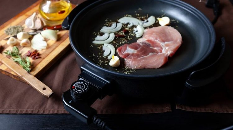 Best Electric Skillet For Camping