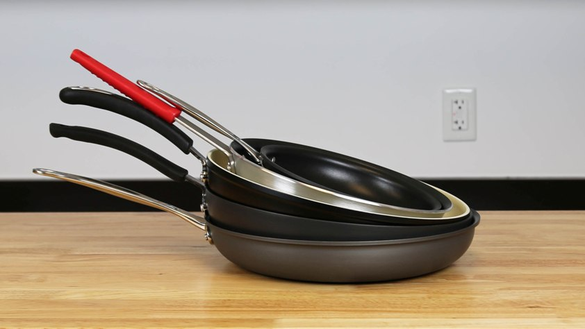best 12-inch non stick frying pan